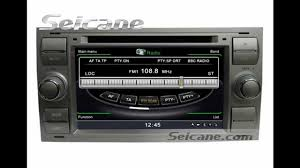 radio for ford focus aftermarket oem gps 2 din radio for ford focus with dvd gps