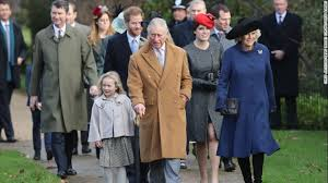 where does prince charles live meghan markle to spend christmas with royal family cnn