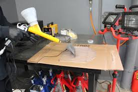 powder coating at home a how to guide for the home handyman
