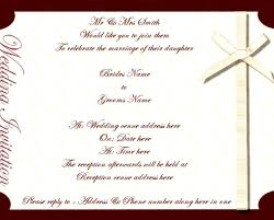 Free Sample Wedding Invitations Free Wedding Invitation Samples Wedding Thank You Cards Design