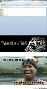 What Is A Meme Exle - rmx the most amazing discovery end of excel by violetvee meme center