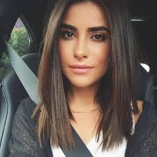 straight medium length haircuts haircuts for medium thick hair