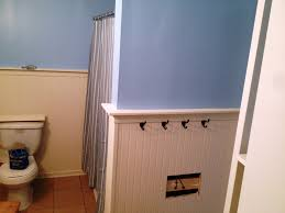 beadboard bathroom home decor creativity small bathroom ideas