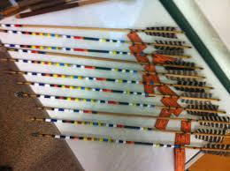 arrow of light award images handmade sioux spotted arrow for arrow of light 15 same price as