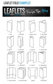 sizes options dl leaflet size leaflet sizes fold options and printing formats