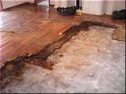 prevent mold on hardwood floors construction floor installation