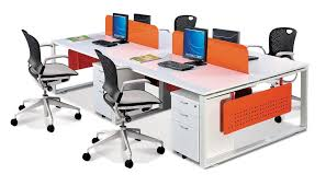 Open Office Singapore Stylish And Modern Office Partition - Open office furniture