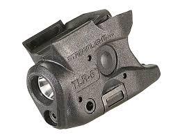 m p shield laser light combo streamlight tlr 6 s w m p shield weapon light led laser mpn 69273