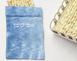 afikomen bag passover gift set matzah tray matzah cover