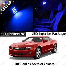 light blue camaro chevrolet chevy camaro 2 door coupe blue 12v led smd interior