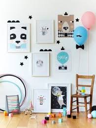 Black And White Kids Art Etsy Black And Kids Rooms - Prints for kids rooms