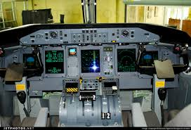 the digital cockpit bombardier dash 8 q400 nextgen vt suc 4377