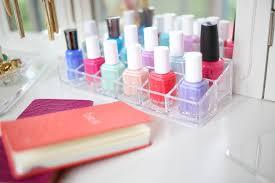 5 cute nail polish organization ideas the dumbbelle