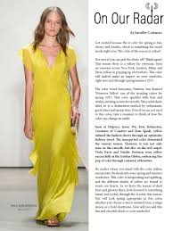spring color trends 2017 niche spring 2017 on our radar yellow u2014 jc