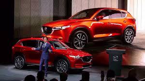 all mazda cars 2017 all new mazda cx 5 first look la auto show 2016 youtube