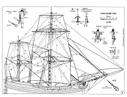Small Wooden Boat Plans Free Online by Free Ship Plans Jpg W U003d645