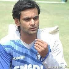 mohammad hafeez biography pakistani crickete players muhammad hafeez