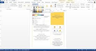 Word Document Resume Template Free Microsoft Word Resume Template Resume Template And