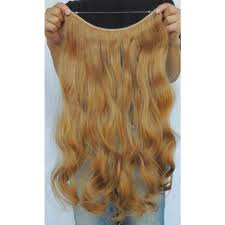 Can You Dye Halo Hair Extensions by Amazon Com Secret Halo Hair Extensions Flip In Curly Wavy Hair