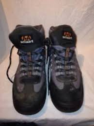 s grey boots uk smaart strike hiker mens grey boots uk 10 ref fe0 ebay