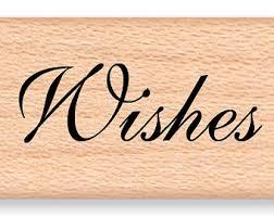 wedding wishes logo wedding wishes st etsy