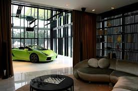 Awesome Garage Car Design With Luxury Design Architecture NYTexas - Garage interior design ideas