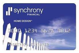 home design credit card at builders apply for synchrony bank financing to fund