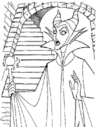 maleficent coloring pages sleeping beauty maleficent coloring