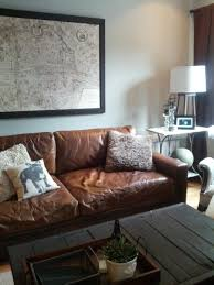 Pottery Barn Leather Restoration Hardware Leather Couch Pallet Coffee Table Pottery