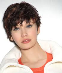 hairstyles for thick hair and heart face 8 cute short hairstyles and haircuts for round faces and how to