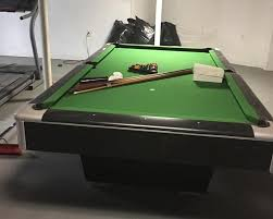Gandy Pool Table Prices by Pre Owned Pool Tables U0026 Game Room Furniture