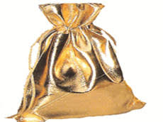 gold favor bags organza bags 07 each sale click here for all sizes 2 x2 3