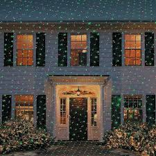 wall christmas light show holiday indoor outdoor christmas laser wall flurries light show