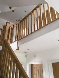 Staircase Banister Kits Best 25 Oak Handrail Ideas On Pinterest Glass Stair Railing