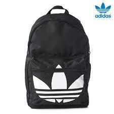 adidas classic trefoil backpack light pink adidas handbags originals trefoil backpack black rare poshmark