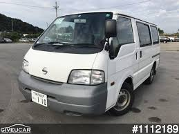 nissan vanette 2008 used nissan vanette van from japan car exporter 1112189 giveucar