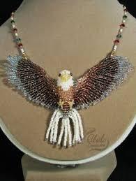 reserved blue heron suncatcher 3d beaded bird by alulacreations