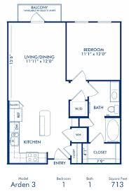 1 2 3 bedroom apartments in dallas tx camden belmont blueprint of arden 3 floor plan 1 bedroom and 1 bathroom at camden belmont apartments