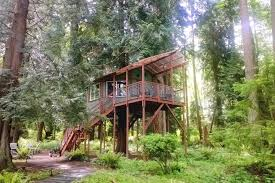 treehouses and treehotels in the us where to travel in the