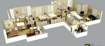 16823d floor plan sjpg 3d home floor plan design kerala 3d home