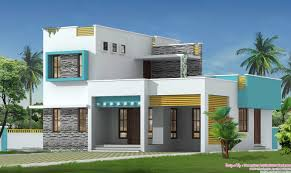 home design for 1500 sq ft cosy 3bhk villa at 1500 sq ft