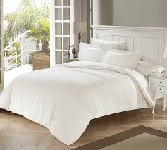 white sand tencel king comforter