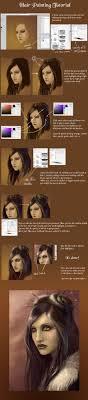 hair painting tutorial by dianae hair painting tutorial by dianae