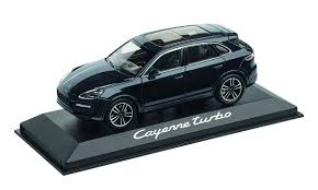 porsche car 2017 cayenne turbo moonlightbluemetallic 1 43 cayenne model cars