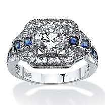rings blue platinum over silver silver u0026 platinum top sellers