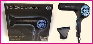 bio ionic whisper light hair dryer bio ionic hair dryer reviews which one should you buy