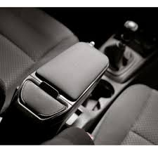 armster 2 premium black car armrest for seat ibiza 2008 u003e from