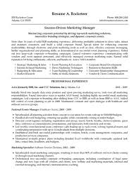 Sample Resume For Digital Marketing Manager by 3 Gregory L Pittman Marketing Communications Manager Best Resume