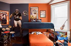 boy bedroom ideas 47 really fun sports themed bedroom ideas home remodeling