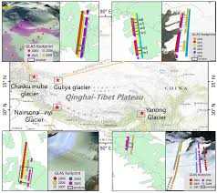 Himalayan Mountains Map Sensors Free Full Text A New Method To Estimate Changes In
